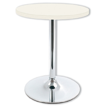 Coltine bistro white dining table