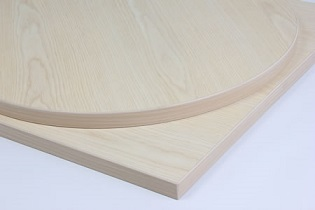 Taybon Laminate Ash Table Top - round, square, oblong,small, large table tops