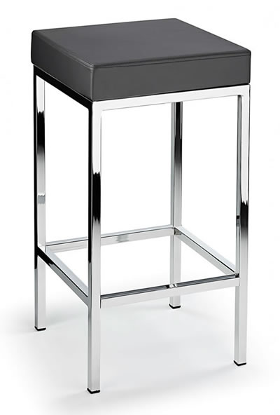 Ernest Bar Stool - Black