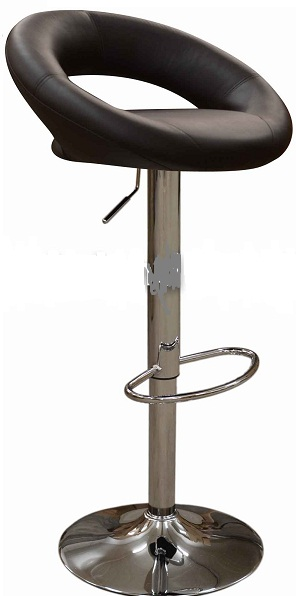 Star Bar Stool - Brown