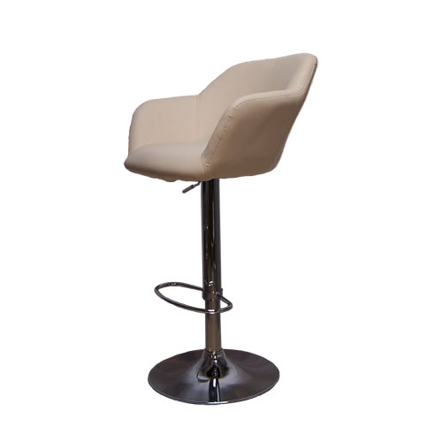 Hardoy Cream Kitchen Breakfast Bar Stool Height Adjustable