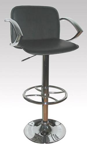 rimini adjustable armrest stool