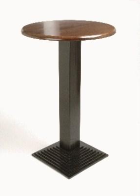 Kanga Wood Poseur - Round