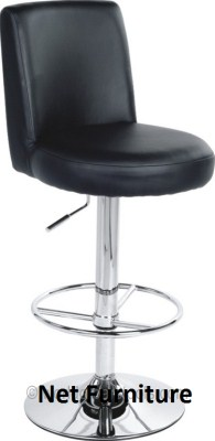 Rano Bar Stool - Padded and Adjustable