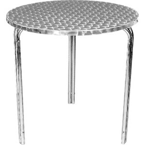 boley stackable outdoor table