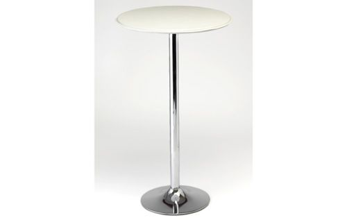 westton white kitchen bar table
