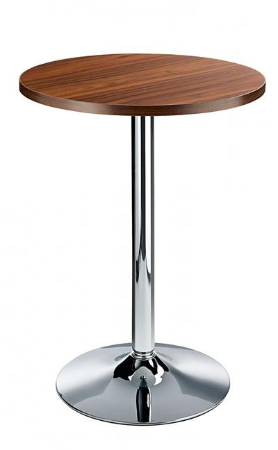 bonetti wood tall kitchen poseur breakfast bar table
