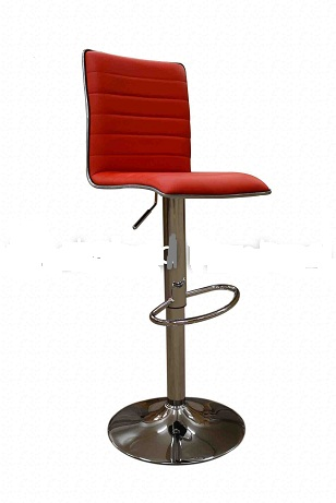 Crispi Bar Stool - Red