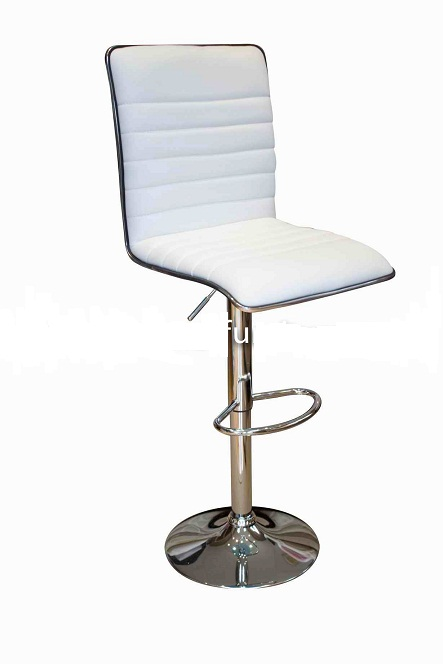 Crispi Bar Stool - White