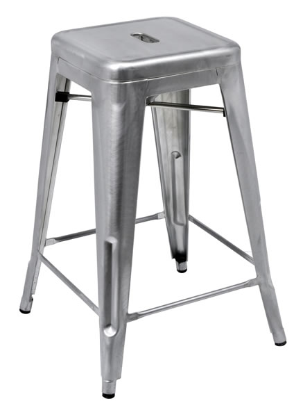 Metal Tall Stool