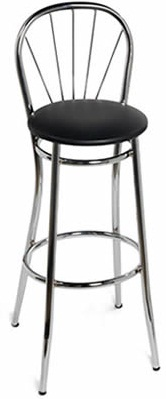 Gay Paris Bistro Style Kitchen Bar Stool