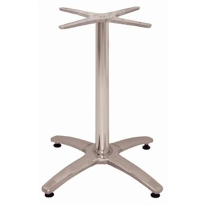 Lali Leg Table Base - Aluminium