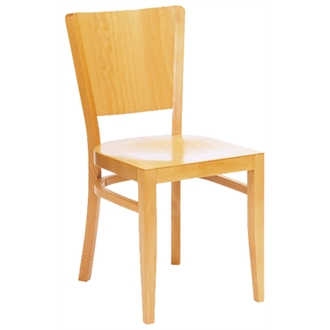 Beech Kitchen Wooden Stools With Beech Seat Chrome Wood