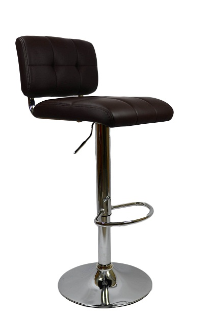 Viterbo Bar Stool - Brown