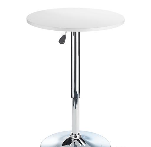 Cumbria White adjustable table