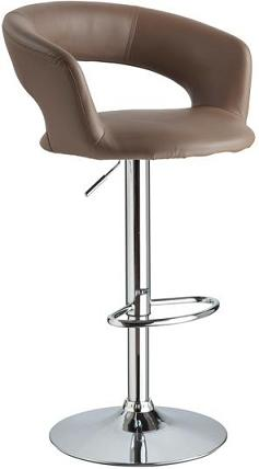 Flora Brown Kitchen Bar Stool