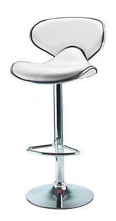 Planet Bar Stool - White