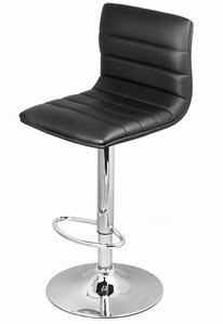 Vista Breakfast Bar Stool - Black