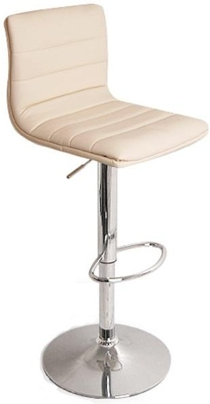 Vista Breakfast Bar Stool - Cream