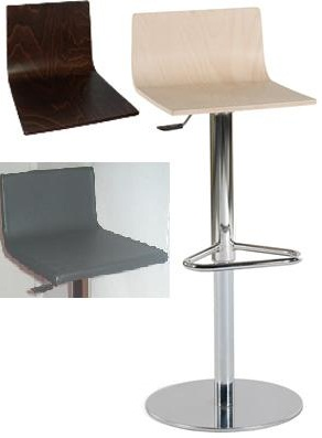 Charmed Gas Lift Bar Stools