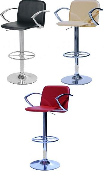 Sydney Kitchen Bar Stool With Arms And Back