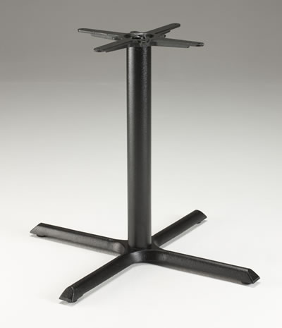 Marla Cast Iron and Laminate Bar Table - Indoor/Outdoor