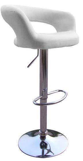 Sweet Bar Stool - White