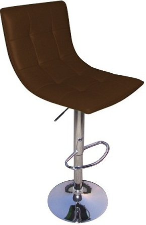 Stylish Bar Stool - Brown