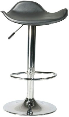 Moon kitchen bar stool saddle seat gas lift height adjustable padded seat