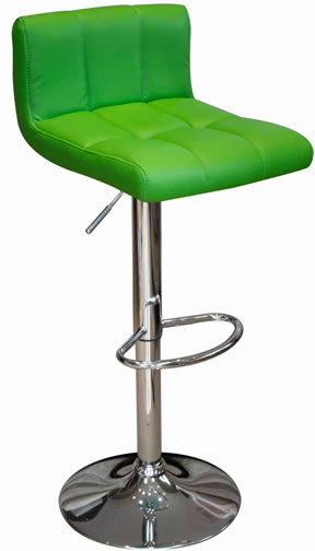 Reef Bar Stool - Green