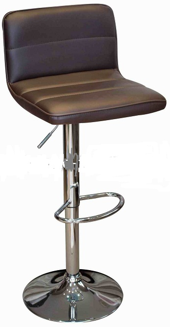 Prim Bar Stool - Brown