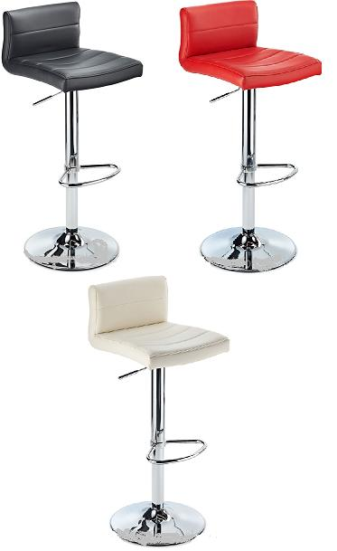 Exude Bar Stool - Adjustable