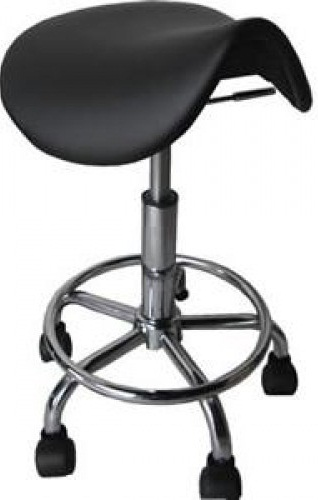 Sella Bar Stool - Black