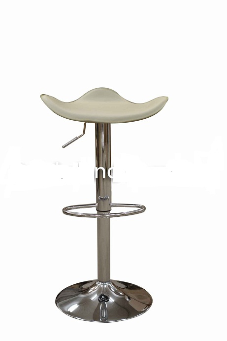 Mercedes Bar Stool - Cream