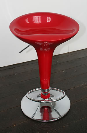 Semicor red stool