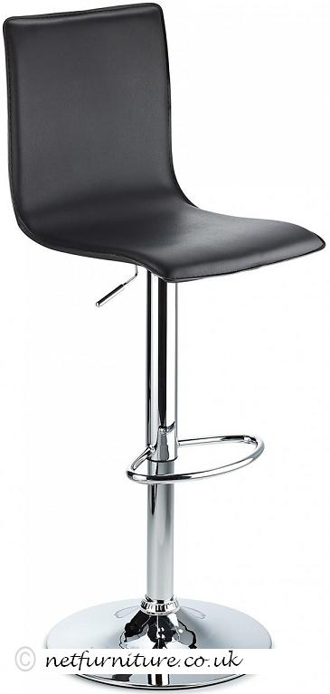 Merchant Bar Stool - Black
