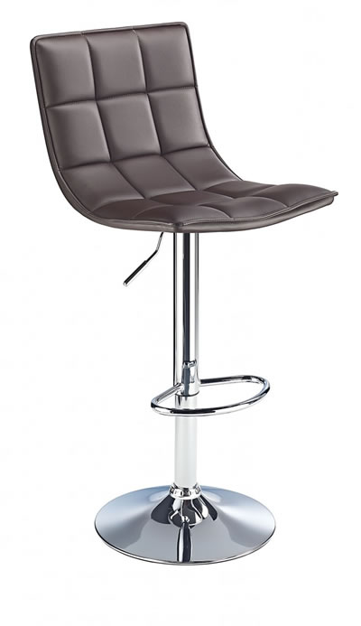 Scaponi Qaulity Kitchen Bar Stool - Brown